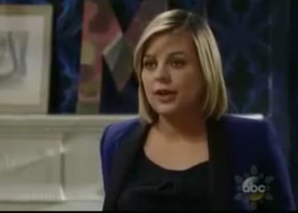 Maxie Jones (Kirsten Storms) Leaving General Hospital